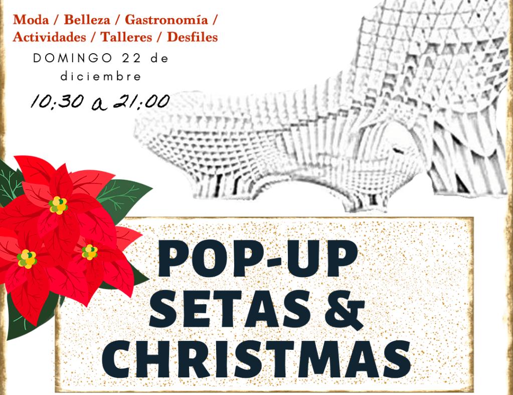 PopUp Setas&Christmas en las Setas de Sevilla